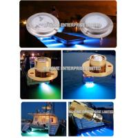 3w One Side Emitting In Ground Led Lights Stainless Steel For Landscape Garden