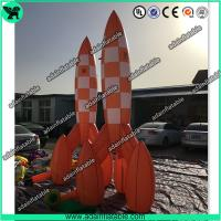 Buy Inflatable Rocket For Space Events at wholesale prices