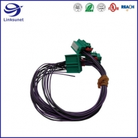 Quality Car dashboard Wiring Harness with 34729 Female molex 2.54mm connector for sale