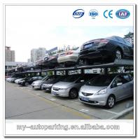 Quality Smart Parking System Double Parking Car Lift Hydraulic Car Parking System for sale