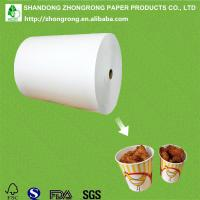 Quality PE coated board for fried chicken bucket for sale