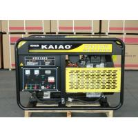 China OHV 15kva 25L Fuel Tank Air cooled Gasoline Generator Low Oil Alarm System KGE18E on sale