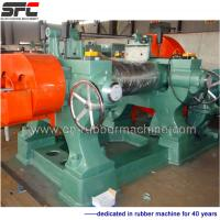 Quality Rubber Mixing Mill / Planetary Speed Reducer Rubber Mixing Mill for sale