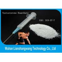 Quality CAS 315-37-7 Bodybuilding Supplements Testosterone Enanthate High Purity Test Powder for sale