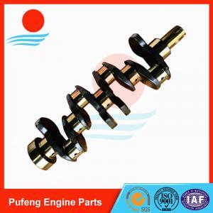 forklift parts wholesale in China 4D94E Crankshaft YM129900-21050 YM129900-21000 for KOMATSU