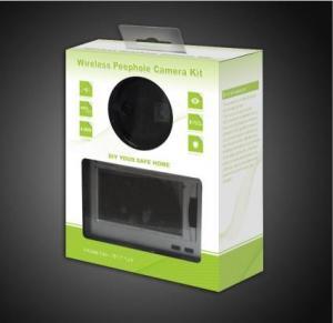 China High Tech Waterproof Wireless Doorbell System , Hidden Doorbell Camera on sale