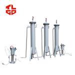 Material de aço inoxidável da altura da máquina 1500mm da coluna da filtragem do LPG