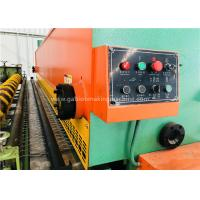 Quality Retaining Walls Gabion Mesh Machine LNWL57-100-2 With Solutions Erosion Control for sale