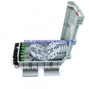Quality 120F SC APC Fiber Access Termination Box 1x16 PLC Splitter for sale
