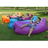 China Lightweight Durable Inflatable Lamzac Hangout Easy Bring For Outdoor Camping wholesale