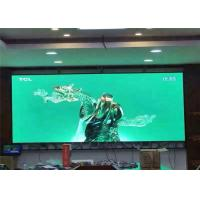 Quality 20W Max Power Small Pixel Pitch LED Display P1.25 P1.5625 P1.667 2 Years Warranty for sale