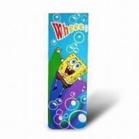 Quality Magnetic Bookmark, Beautiful and Lovely, Four Colors Printing, Different Shapes Can be Available for sale