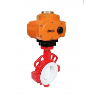 Quality High Performance DN200 Zero Leakage Butterfly Valve for sale