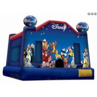 Quality OEM/ODM 0.55mm PVC Disney World jumper cheap inflatable castle cheap inflatable bouncer jumping castle for sale for sale