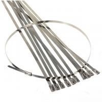 """Manufacturer Ball-Lock Stainless Steel Cable Tie 4"""" 6"""" 8"""" 12"""" 16"""" 20"""" CE & ISO Certificate"""