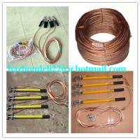 Quality Earth Wire and earthing clamps for sale