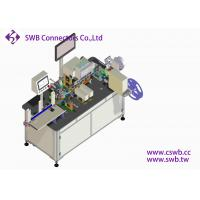 China Mylar Inspection Packaging Connector Assembly Machine 1800 Pcs / Hour wholesale