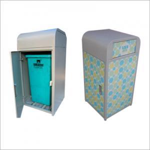 automatic dustbin L861