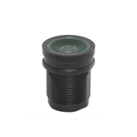 """Quality 1/2.7"""" 4mm F1.4 2Megapixel M12x0.5 mount starlight IR board lens for cctv video camera for sale"""