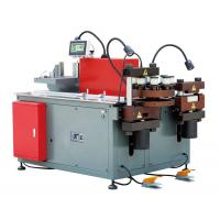 Quality BusductProductionMachine , PLC Control 3 In 1 Busbar Processing Machine for sale