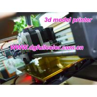 Quality Multifunction Two Color 3d Printer Plastic With Software Control for sale