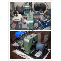 Quality Asia Cable pulling winch, CABLE LAYING MACHINES,Cable bollard winch for sale