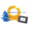 Buy cheap G.657A SC UPC 1650nm 1x32 Fiber Optic Splitter Telecom ABS Module from wholesalers