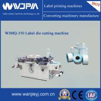 Quality Automatic Label Die-Cutting Machine - WJMQ-350 for sale