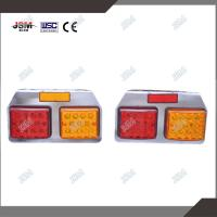 Quality Tail light, rear light, back light for electric tricycle with electroplating bracket for sale