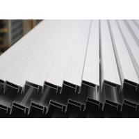 Quality Electrophoresis Extruded Aluminum Solar Panel Frames GB/T 5237 Standard for sale