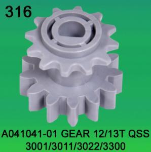 Quality A041041-01 GEAR TEETH-12/13 FOR NORITSU qss3001,3011,3022,3300 minilab for sale