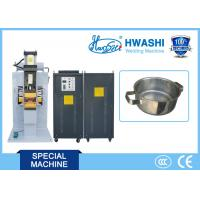 Quality Projection Capacitor Discharge Welder , Cookware Handle Stainless Steel Welder for sale