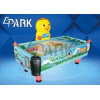 China FRP Glass Fiber Reinforced Plastics Chicken Air Hockey Table Coin Operated Sports Machine on sale