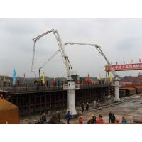 7m Stationary Height Hydraulic Stationary Placing Boom HG24 Electrical Integration Control