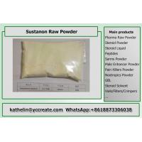 Quality Sustanon 250 / Sust 250 Testosterone Anabolic Steroid White Powder For Bodybuilding for sale