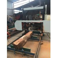 Quality Portable Lumber Mill Horizontal Wood Band Saw Portable Horizontal Band Sawmill (Diesel/Electric) for sale