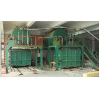 China Automatic Rebounding Foam Production Line with Steam Mixing Crushing Foam Machine on sale