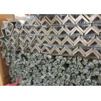 Quality 6061 T6 Milling Surface Finish Aluminum Corner Extrusion Corrosion Resistance for sale