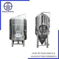 Quality 0 - 80kW 10 Bbl Brite Tank 100L - 50000L Customized Capacity Stainless Steel for sale