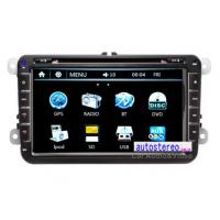 China Car DVD for VW Volkswagen Passat Jetta Golf Seat GPS Navigation Stereo AutoRadio Car Stereo DVD Player on sale