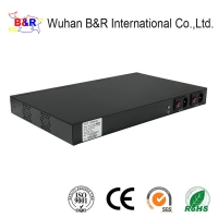 Buy cheap OEM 4 PON EPON RU19 FTTH SFP Gepon OLT from wholesalers