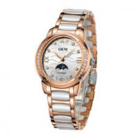 Quality Fashion Ceramic Quartz Watch for sale