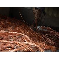 Quality High quality Copper wire scraps 99.9% from China for sale