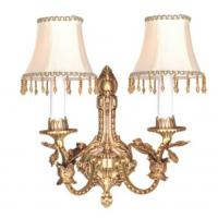 Quality 2013 antique wall lamp,european wall lamp,induction wall lamp,Hotel Project Copper Wall Lamp for sale