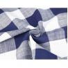 Buy cheap 100%Cotton denim fabric,plaid denim fabric,4.6OZ from wholesalers
