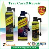 Quality Non Corrosion 300ml Car Tire Sealant / Motorcycle Tyre Sealer And Inflator for sale