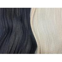 Quality Polyester Tire Cord Fabric Plain Dyed Pattern For Rubber Hose / Air Spring for sale