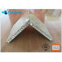 Quality New High-Grade Furniture Decoration Material Stone Facing Honeycomb Panel for sale