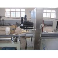 Quality Eva LLDPE Vacuum Cleaner Spiral Hose Production Line PLC Control for sale