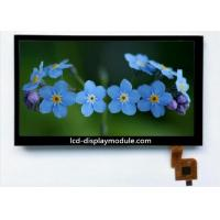 RGB 50PIN TFT LCD Screen 7'' 800 * 480 For Office Equipment Side LED Backlight